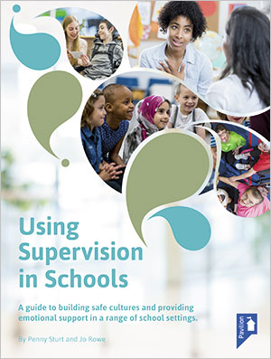 New book for Supervision in schools available now!